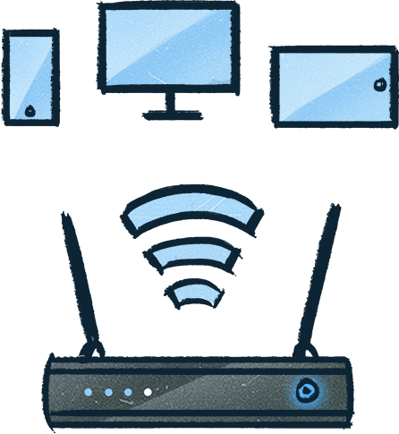 3. Set up our VPN on your router